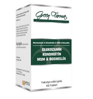 green farma glukozamin kondroitin