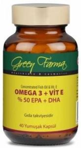 Green Farma Omega 3