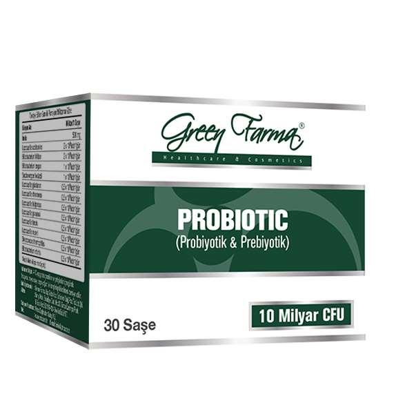 green farma probiotic