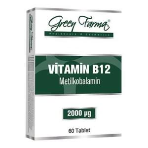 green farma vitamin b12