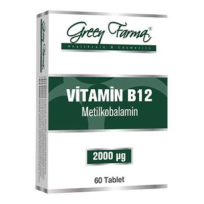 green farma vitamin b12