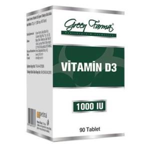 green farma vitamin d3